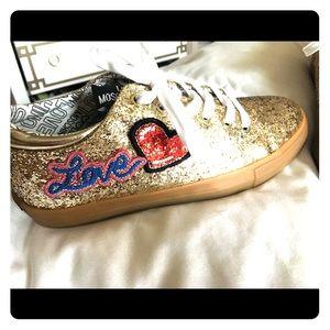 BRAND NEW!! Love Moschino sneakers